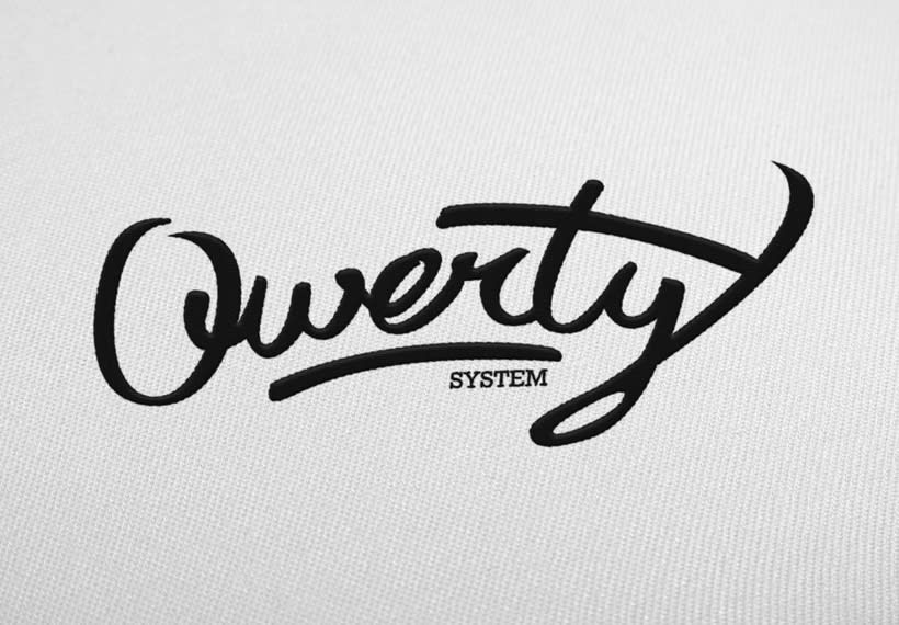 QWERTY SYSTEM LOGO 1