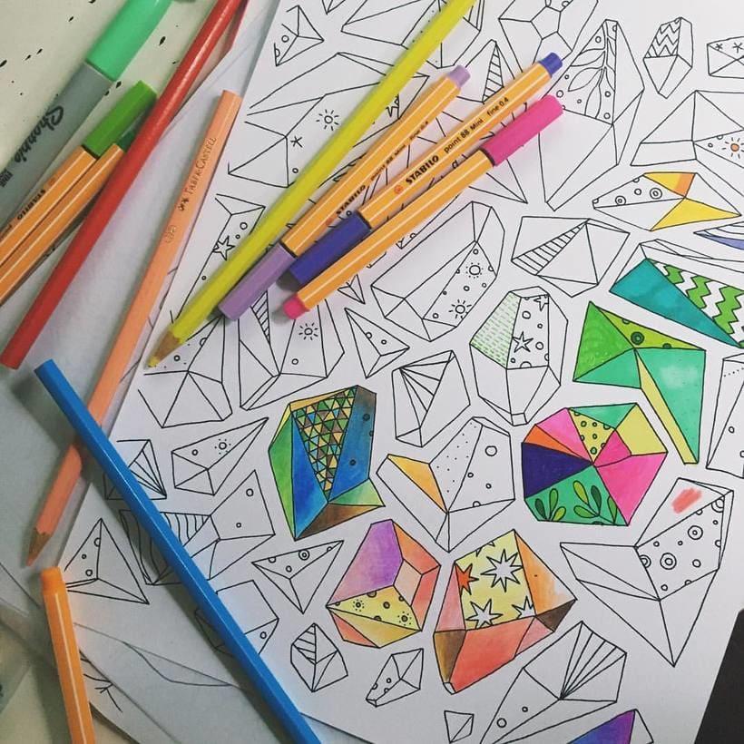 Libro Para Colorear 3