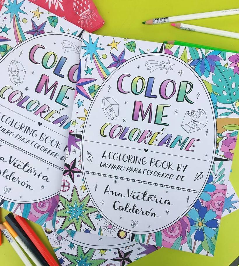 Libro Para Colorear 1