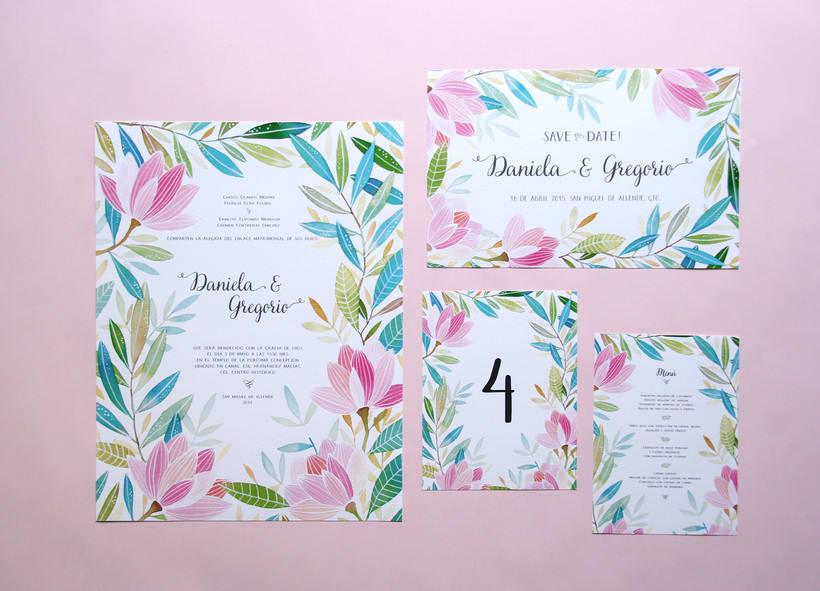 Invitaciones para bodas 5