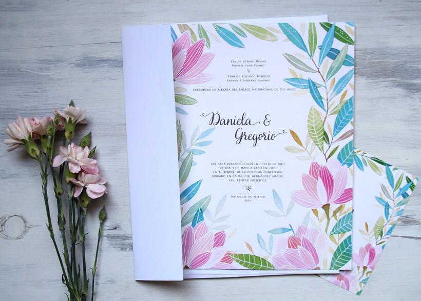 Invitaciones para bodas 4