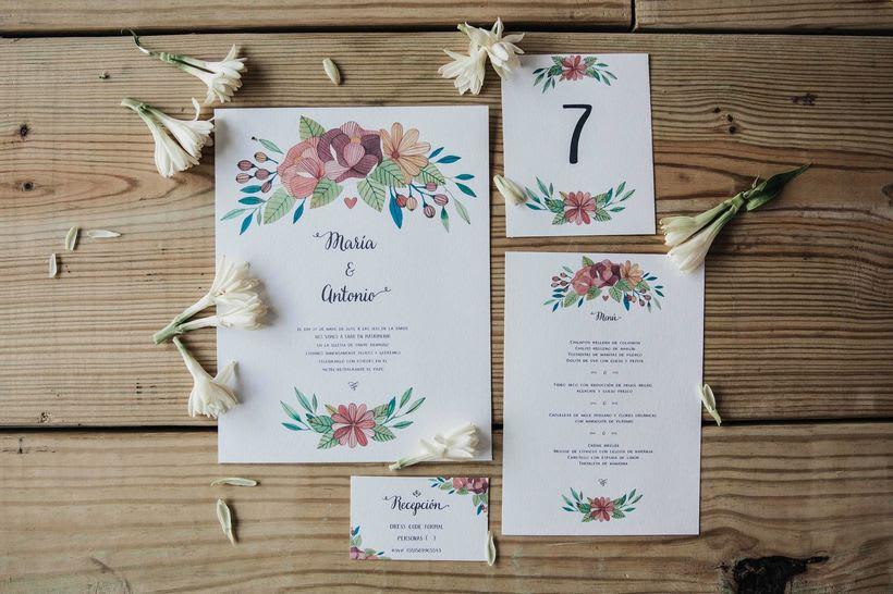 Invitaciones para bodas 7
