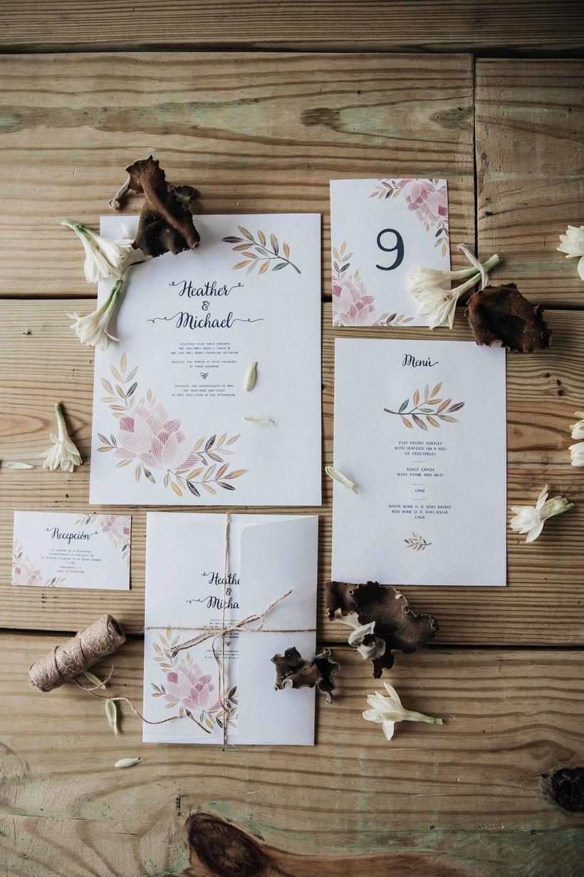 Invitaciones para bodas 10