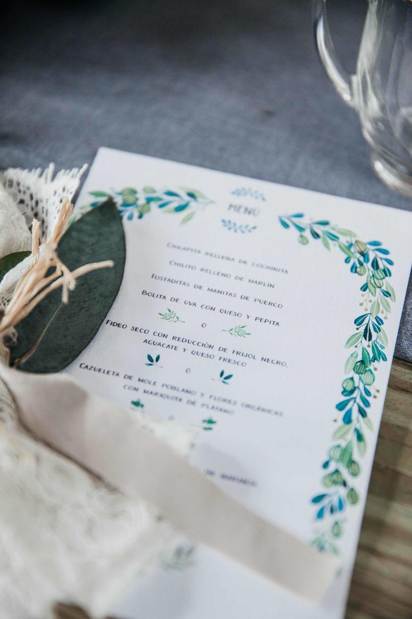 Invitaciones para bodas 8