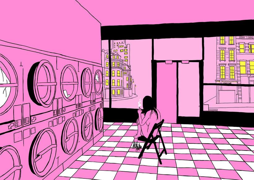 Alicia Rihko: ¡todo al rosa! 9