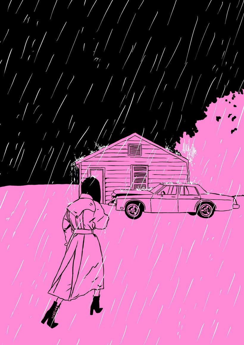 Alicia Rihko: ¡todo al rosa! 13