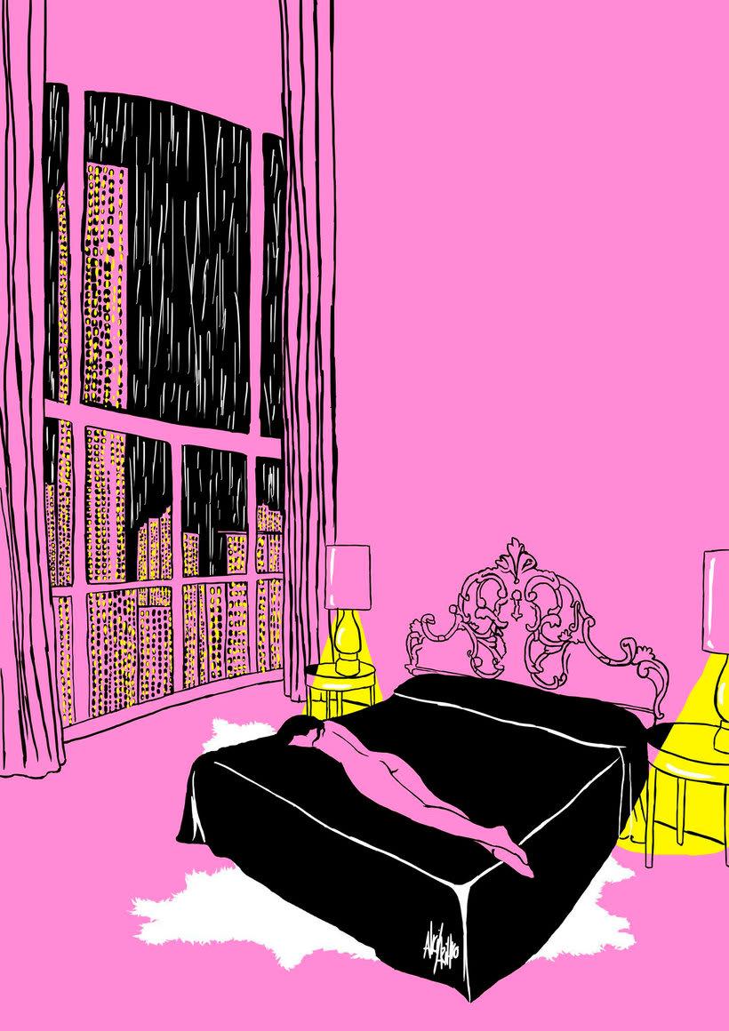Alicia Rihko: ¡todo al rosa! 15