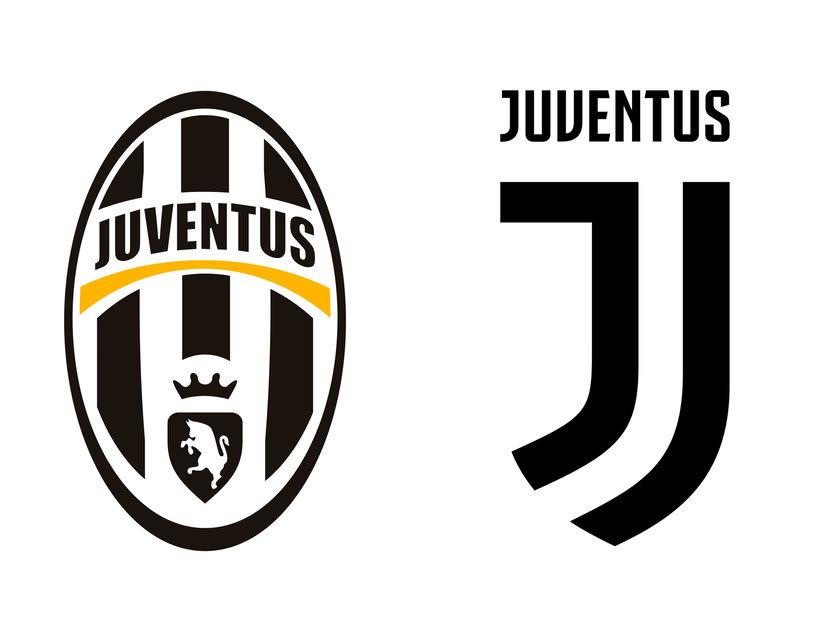 4 logotipos de fútbol antes y después de ser rediseñados 2