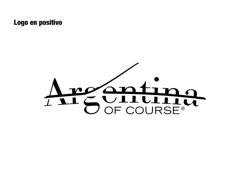 Branding Argentina of Course 5
