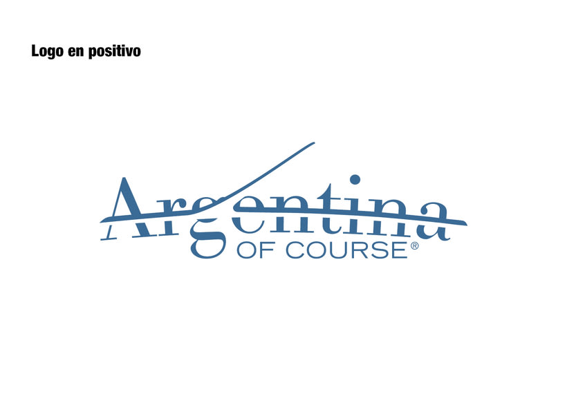 Branding Argentina of Course 7