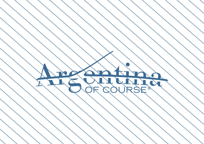 Branding Argentina of Course 8