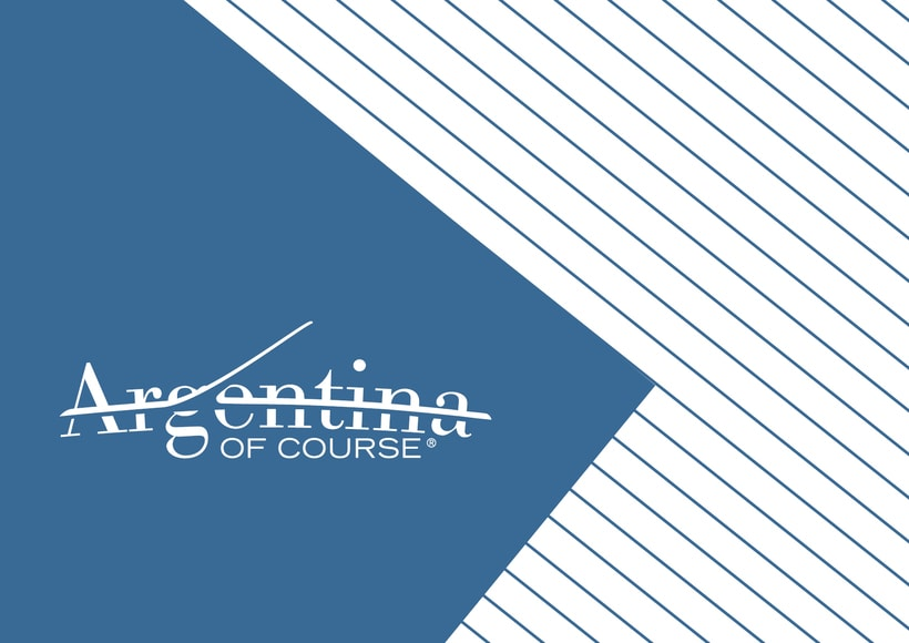 Branding Argentina of Course 10