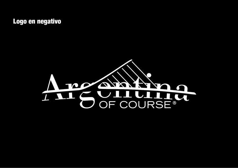 Branding Argentina of Course 14