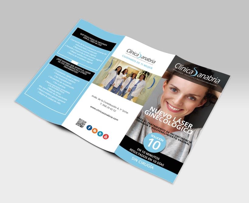 Diseño de Papelería y publicidad 1