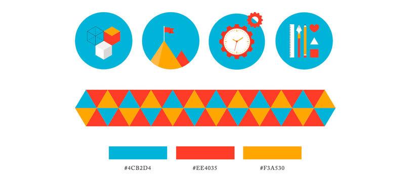 Color Supply: paletas de color en un click 3