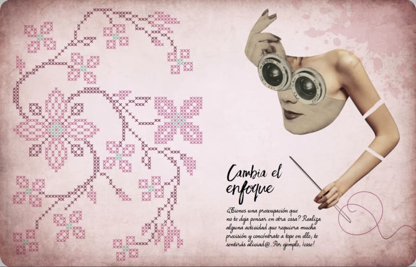 Collage terapia 6