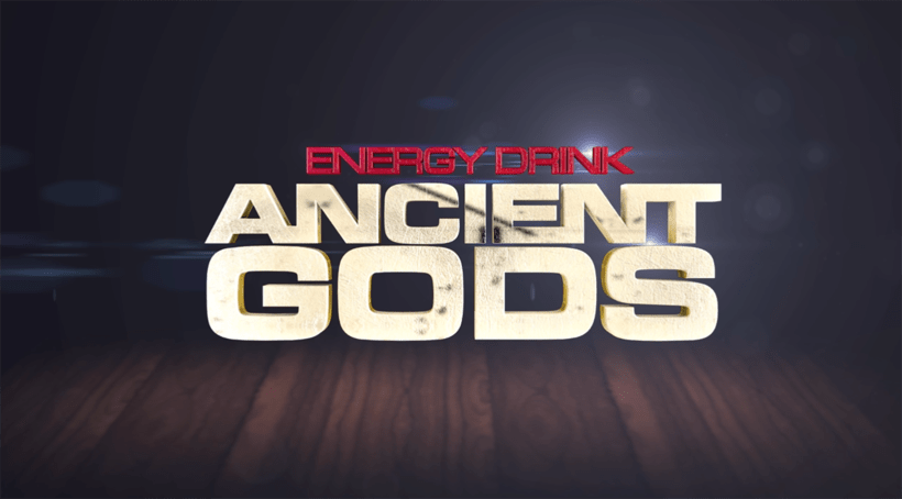 Ancient Gods Energy Drink 0