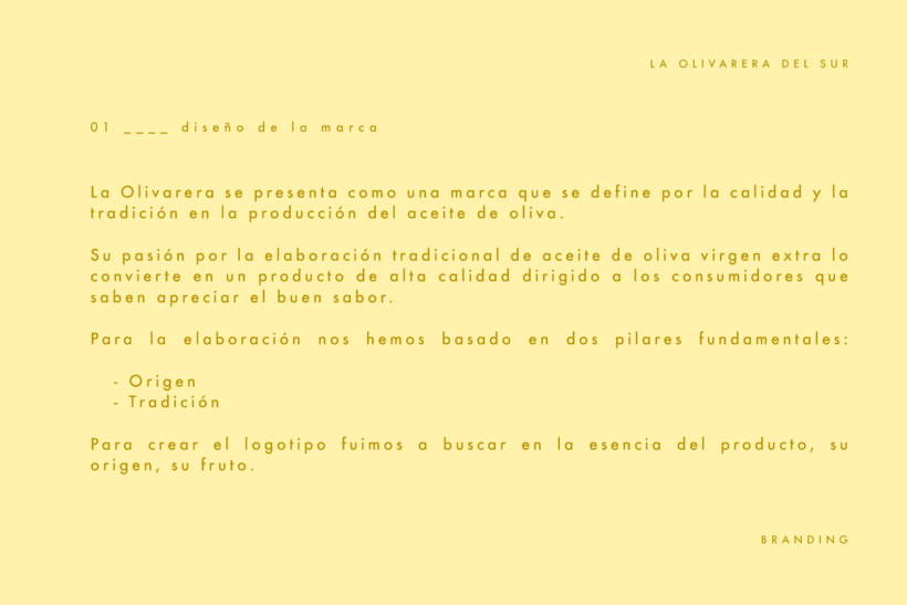 LA OLIVARERA DEL SUR 1