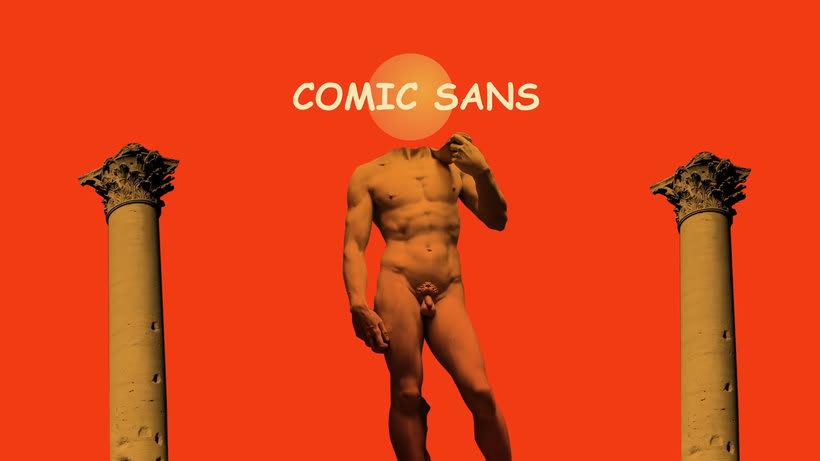 ¿Quién y por qué diseñó la tipografía Comic Sans? 4