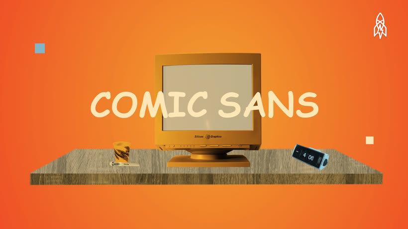¿Quién y por qué diseñó la tipografía Comic Sans? 1