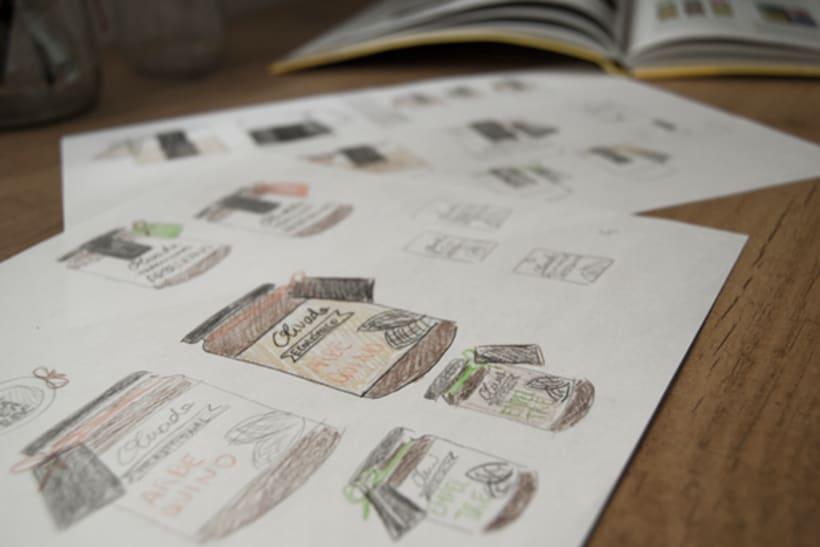 Diseño de gráfica para packaging - Olivada Solera Terrae 11