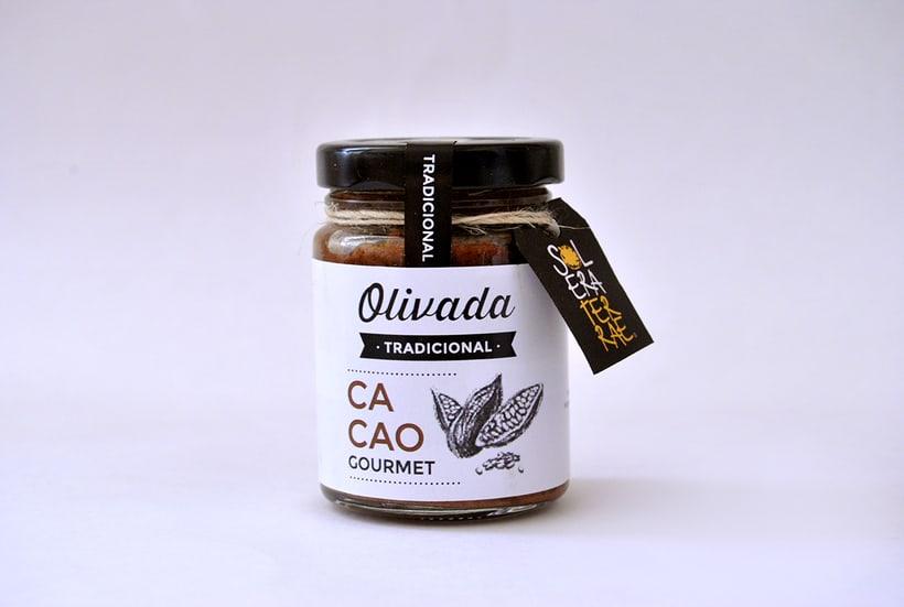 Diseño de gráfica para packaging - Olivada Solera Terrae 4