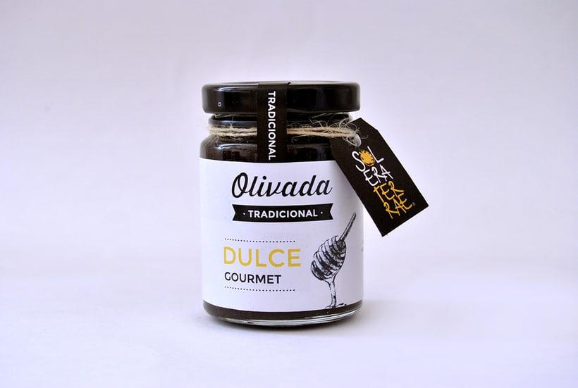 Diseño de gráfica para packaging - Olivada Solera Terrae 9