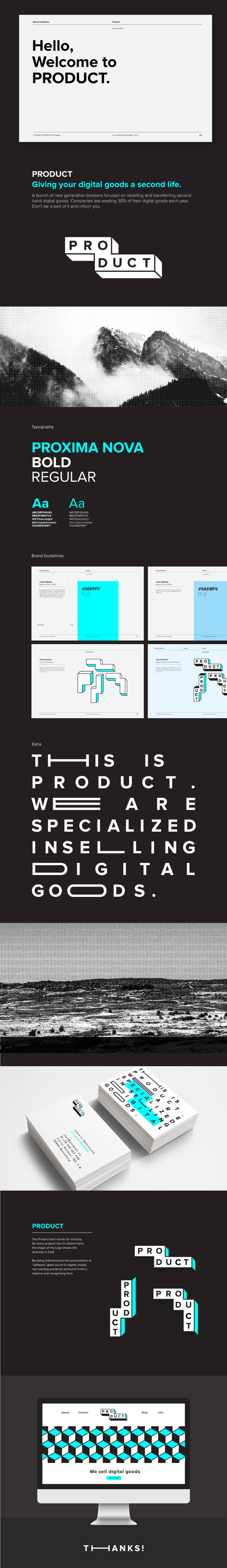 Brand Identity for Product -1