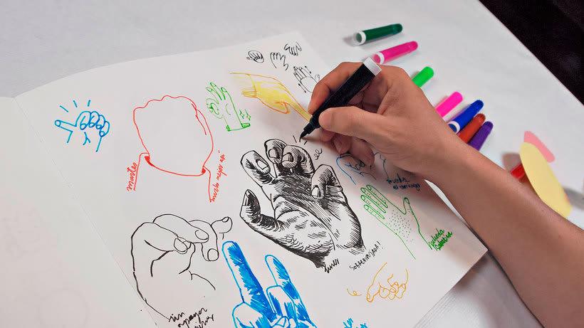 Cómo aprender a dibujar. Nivel -1 3