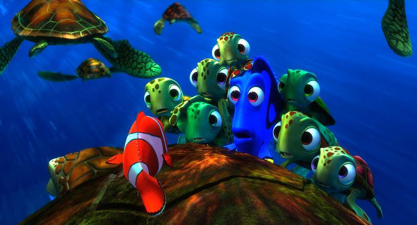 Los 'huevos de pascua' de las películas de Pixar 1
