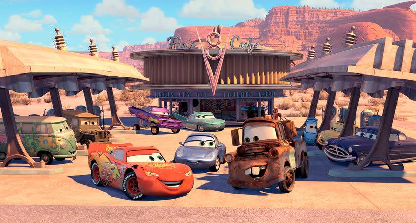 Los 'huevos de pascua' de las películas de Pixar 10