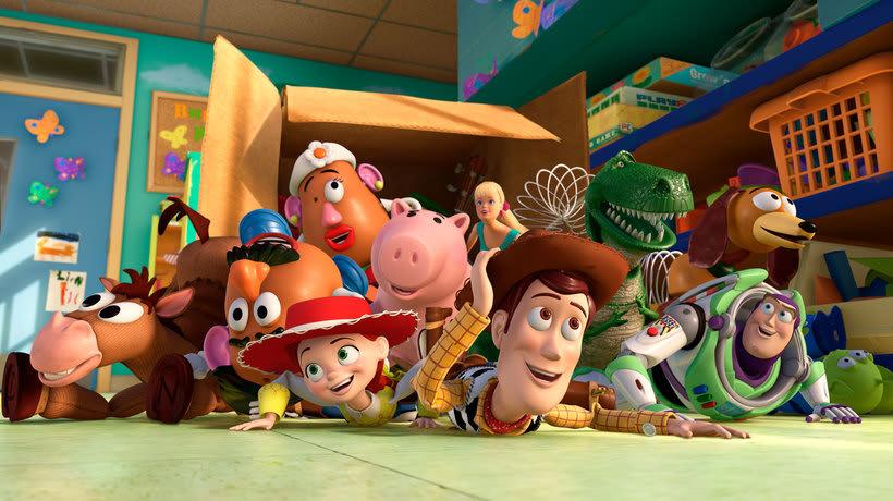 Los 'huevos de pascua' de las películas de Pixar 14
