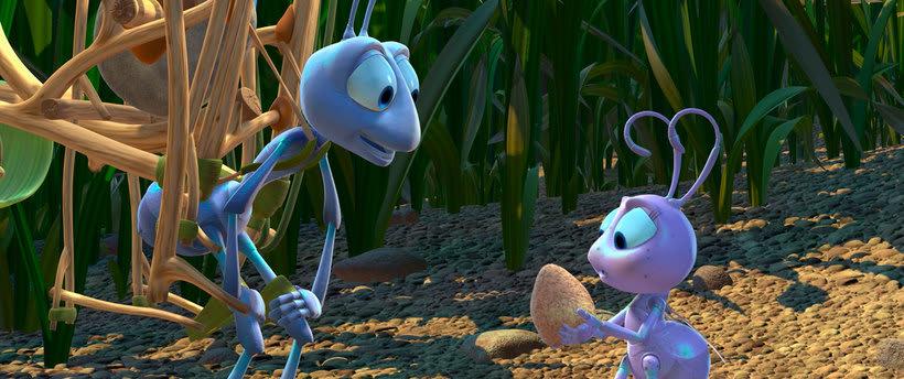 Los 'huevos de pascua' de las películas de Pixar 15