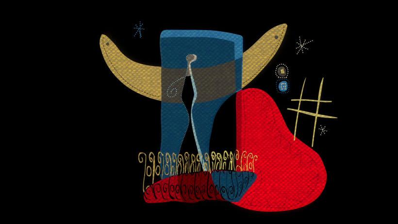 The Sleepwalker: Lorca y Miró en versión animada 1