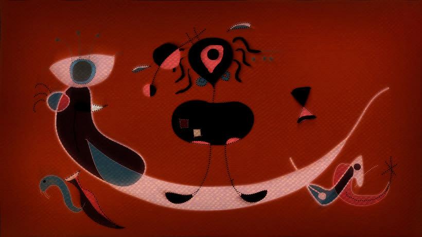 The Sleepwalker: Lorca y Miró en versión animada 6