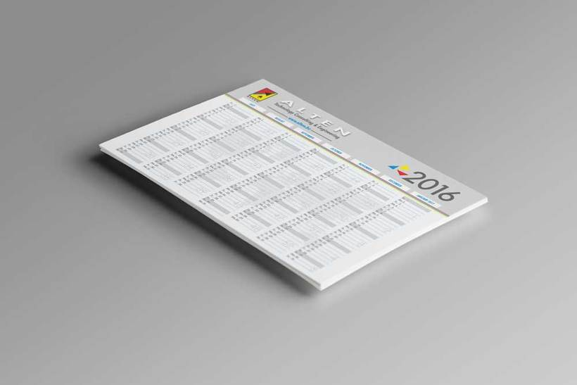 Calendars -1