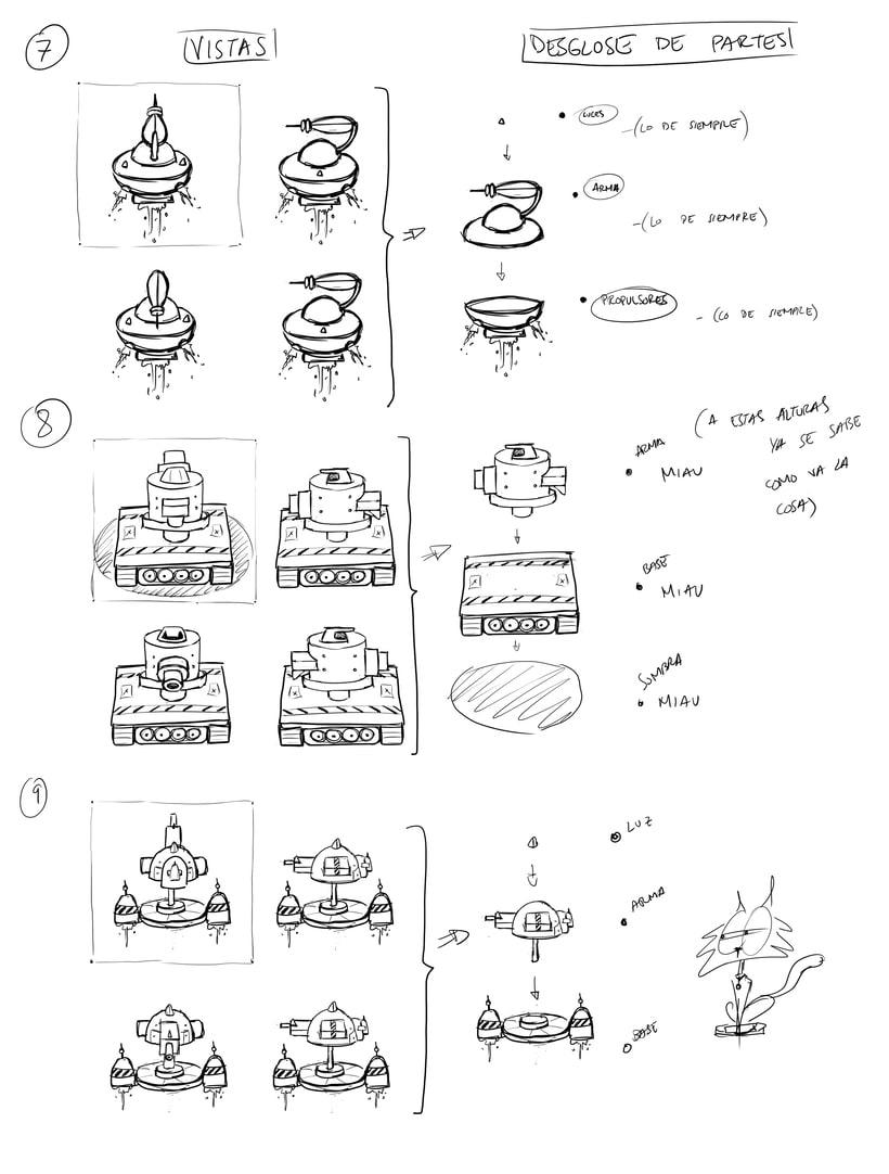 Concept art - Tankwars 3