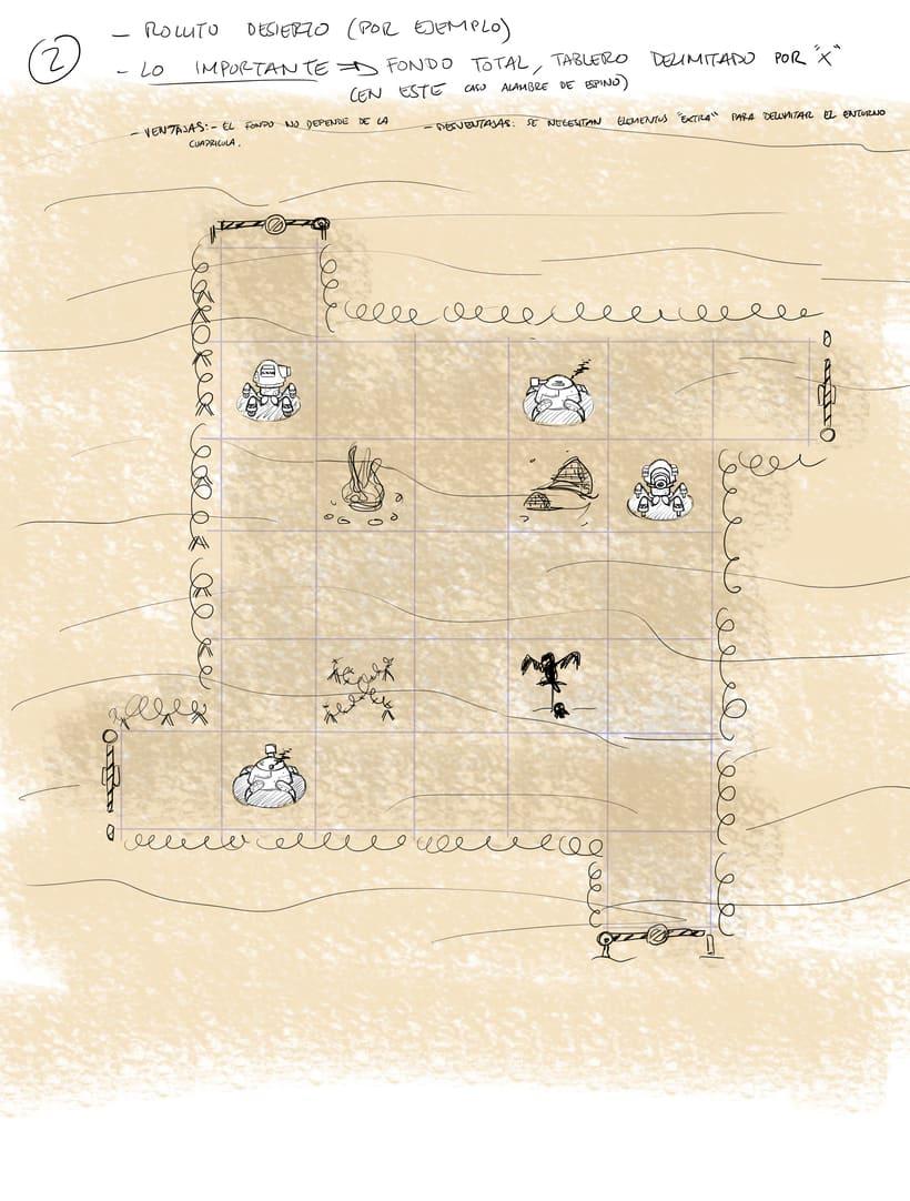 Concept art - Tankwars 5