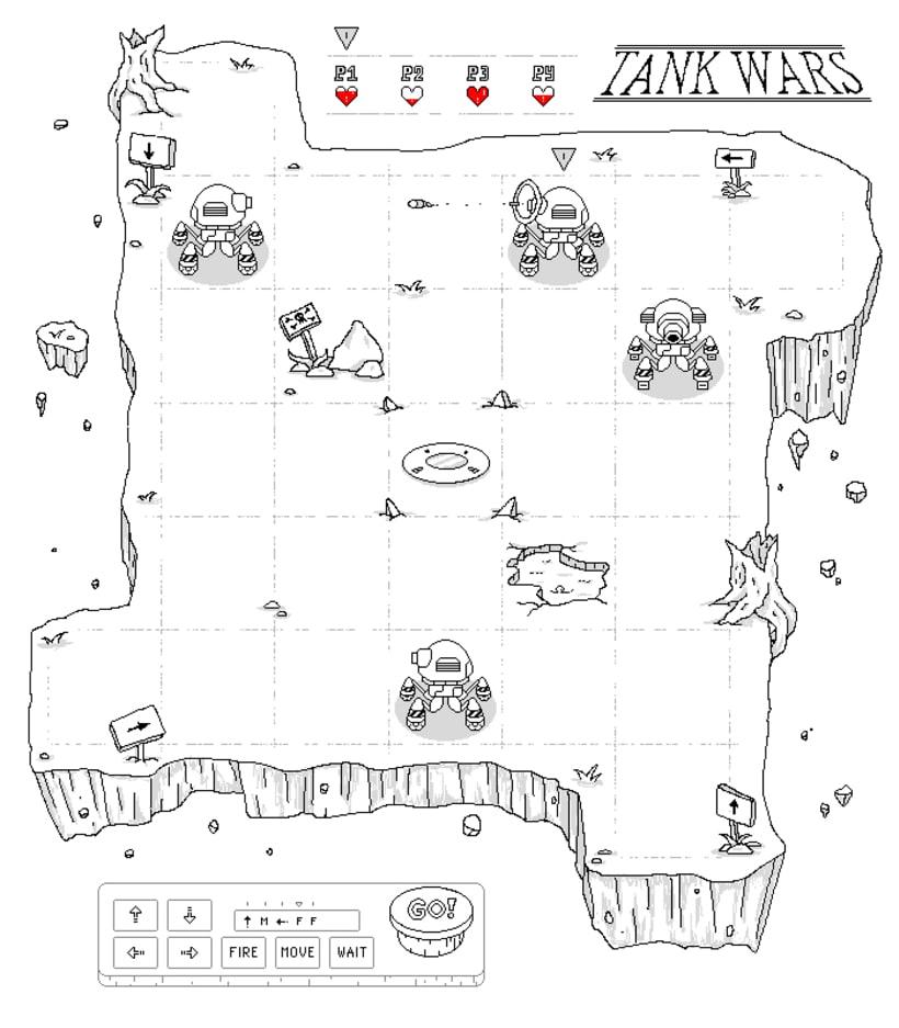 Concept art - Tankwars 7