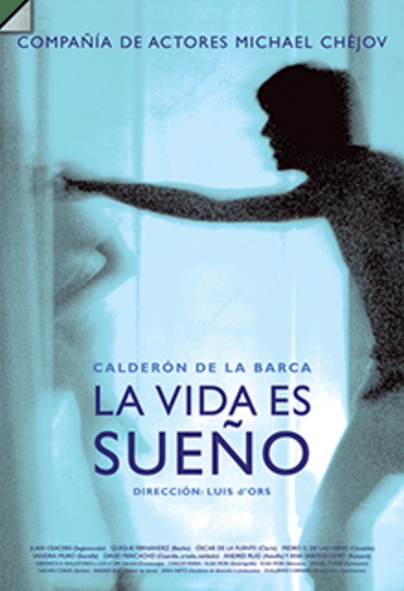 LA VIDA ES SUEÑO DE CALDERÓN DE LA BARCA. COMPAÑÍA DE ACTORES MICHAEL CHÉJOV 2