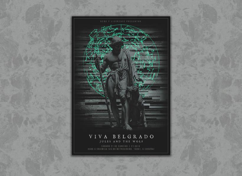 Viva Belgrado + Jules & The Wolf  -1