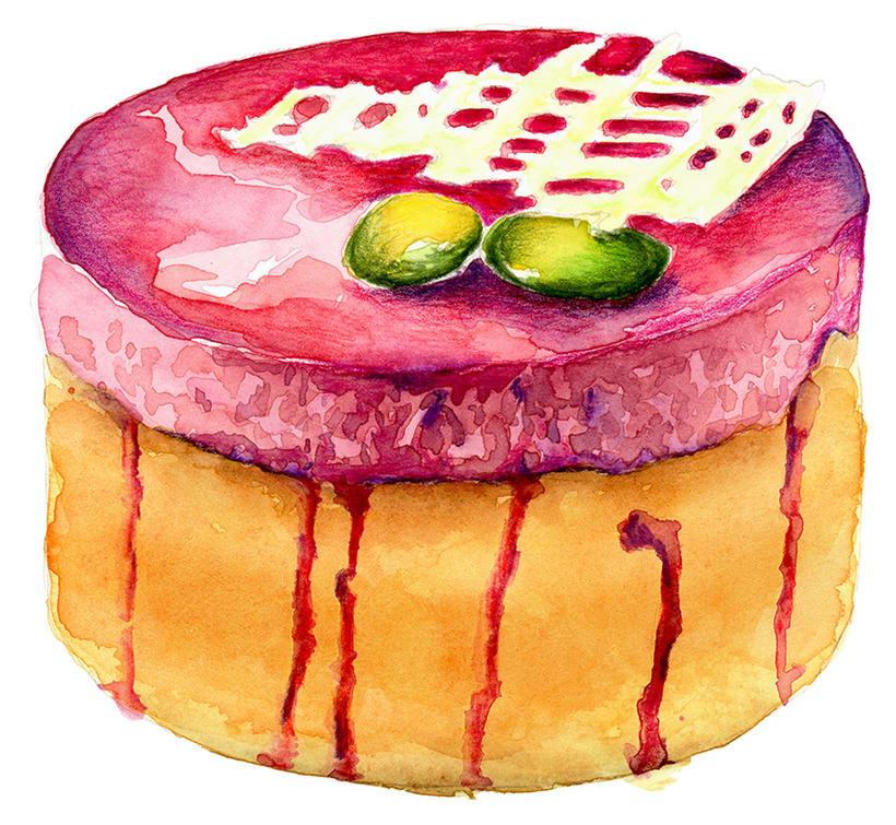 Ilustraciones para pastelería -1