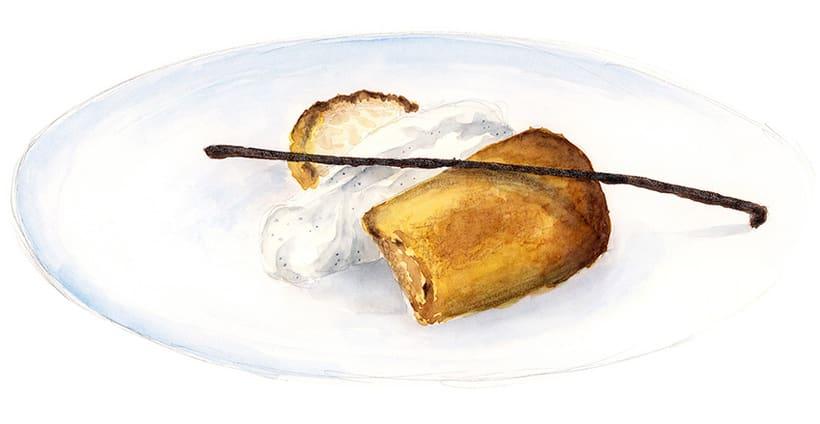 Ilustraciones para pastelería 1