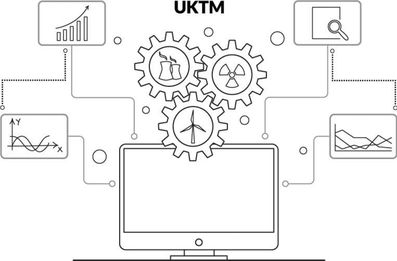 Whiteboard animation UKTM (UK Times Model)  -1