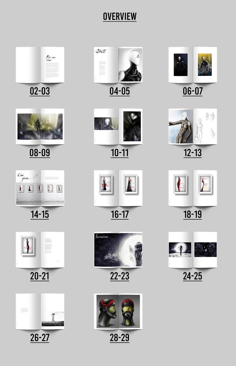 Mi Proyecto del curso: Introducción al Diseño Editorial 0