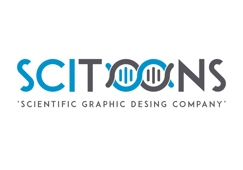 Scitoons 'Scientific graphic design company' 1