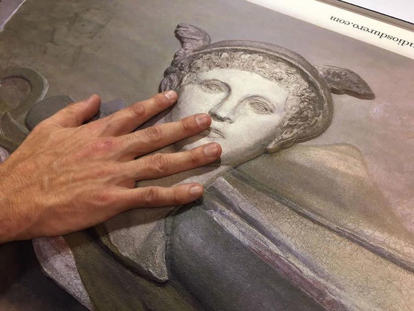 ¿Puede un invidente ver el arte? 4