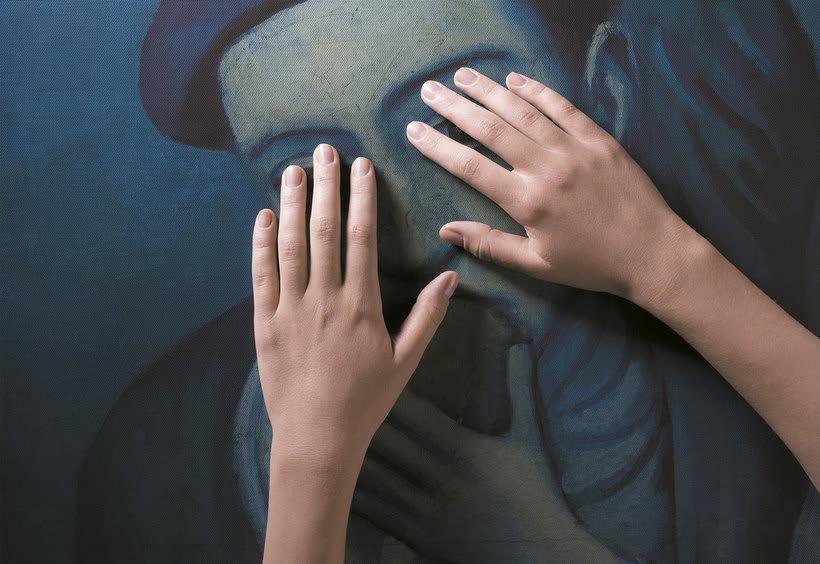 ¿Puede un invidente ver el arte? 9