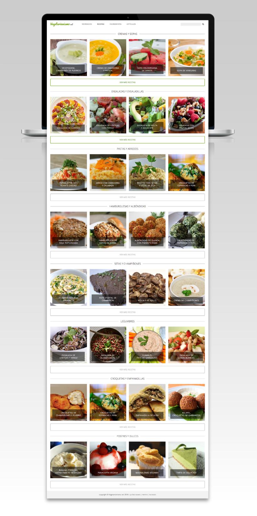 Blog sobre el vegetarianismo 2
