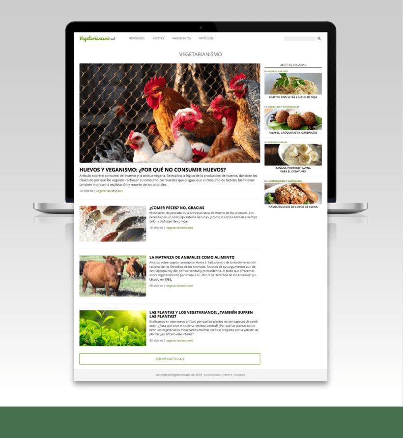 Blog sobre el vegetarianismo 5